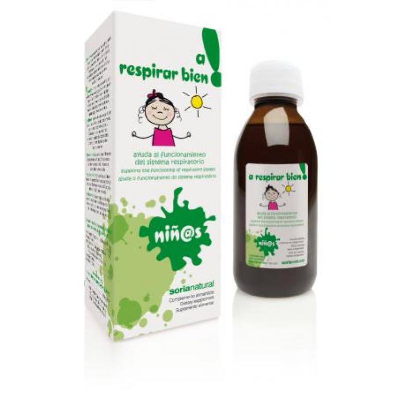 A Respirar Bien Jarabe Infantil 150 Ml