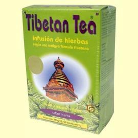 Tibetan Tea Sabor Menta 90 Filtros