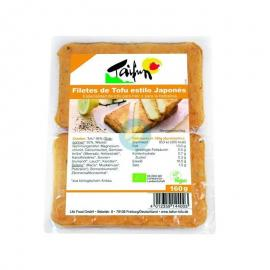 Filetes de Tofu Estilo Japonés