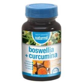 Boswellia+Curcuma 90Comp Naturmil
