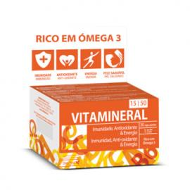 Vitamineral Con Omega 3 15/50
