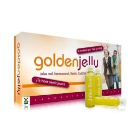 Golden Jelly 20-Viales Tegor