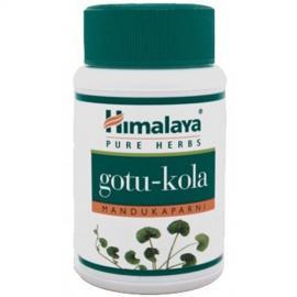 Gotu-Kola 60Caps Himalaya